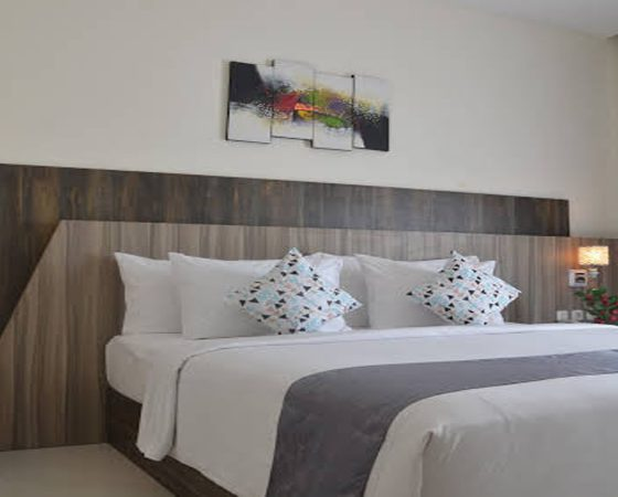 Room start at   IDR 595.042 ++